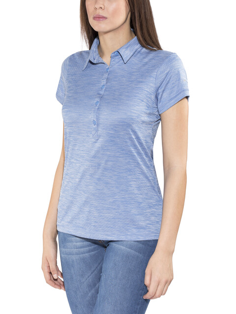 Columbia Zero Rules II Polo Women medieval heather